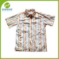 summer used clothing, mens shirt