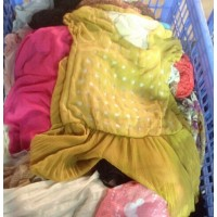 USED CLOTHING FROM CHINA