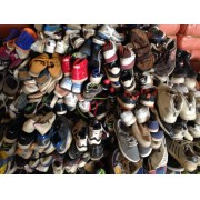 The export of second-hand shoes