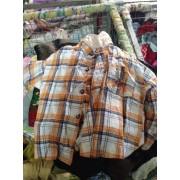 Second-hand shirts