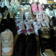 Top Selling Used Shoes Sorted Banded