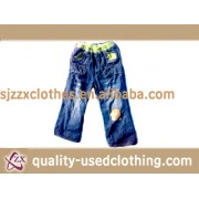 US cheap high quality used clothes Children wear import