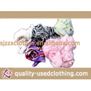 UK stock grade first used Scarves in bales