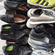 MIXED USED SHOES FOR SELL