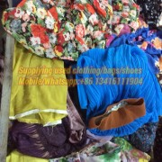 supplying used summer cloth,silk,cotton,chemical fiber etc.