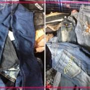 used men's jean women jeans