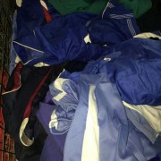 used sportswear,dust coat used clothes/second hand clothes