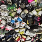 Wholesale sale high quality grade A used shoes