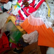 bright  used clothing