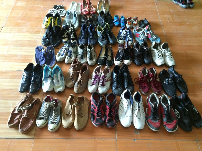 wholesale cheap second hand shoes-Used