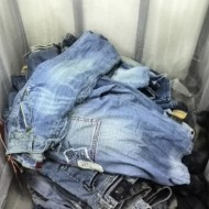 Honest supplier A and B grade jeans