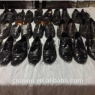 hot sale used men's leather shoes in good quality