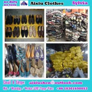 Grade A top quality used shoes for Africa