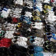 used shoes saleable on africa market