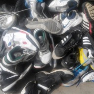 exporter of used shoes from China