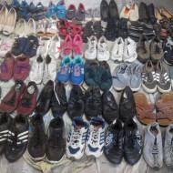 saleable used shoes