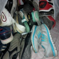 used shoes exported to africa market