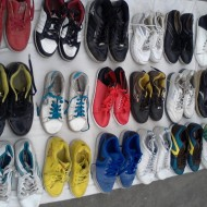 Export of second-hand shoes factory in Guangzhou