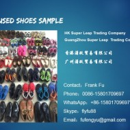 Used Shoes by Guangzhou Super Leap Trading Company