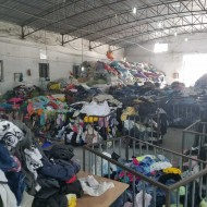 Professional export of used clothing summer wear A and B