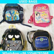 used bags of school one  to africa