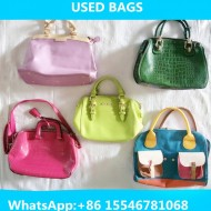 SECOND HAND BAGS  AND NEIHYU