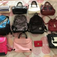 second hand bags to Africa
