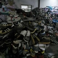 used shoes to Africa man and women