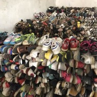 high quality second hand summer shoes,clothes and bags