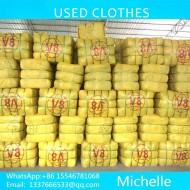 used clothes to afirca