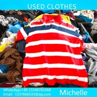 Export Nigeria high quality used summer clothes
