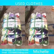 used summer clothing
