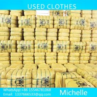 Used summer clothing grade A