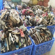 sports shoes export to Africa