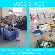 second hand shoes to africa