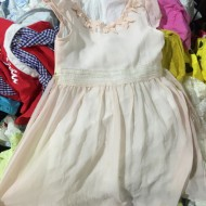 Exported to Africa, the quality of used clothes summer clothes