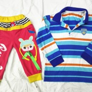 used children spring wear