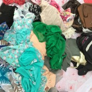 used clothing in bales Dress pants shirts available for summer clothing sale