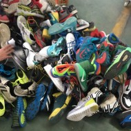 Factory suppling high quality of the used shoes