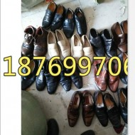 used man and woman shoes