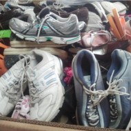 USED SHOES SECONDHAND SHOES