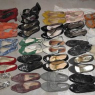 SECONDHAND SHOES EXPORT FROM CHINA