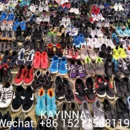 Man Shoes Exported to Africa
