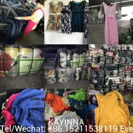 wholesale reuse clothing mix
