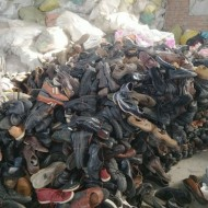 Used Leather Shoes for Man of High Quality