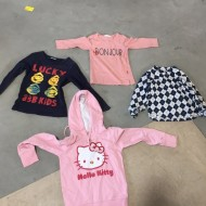 Used Clothes for Children of High Quality