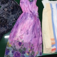 Fashionable Dress for Lady in Good Condition