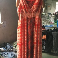 Used Good Quatily of Dress