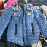 used winter clothing export