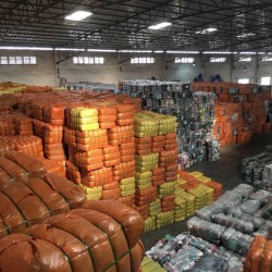 Perennial supply of summer clothing for export